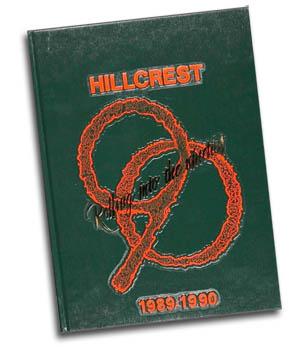 Hillcrest High yearbook